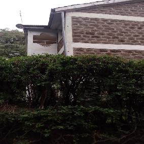 0.75 acres plot in Kilimani Kindaruma road
